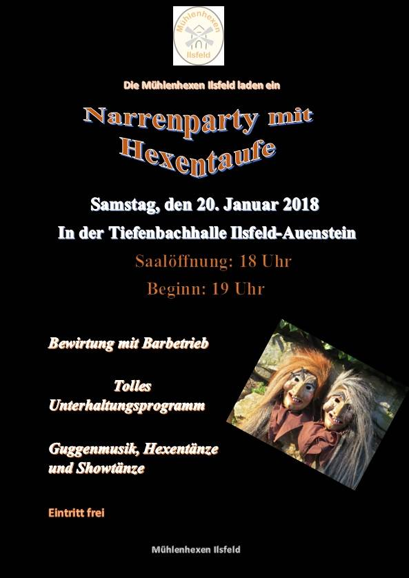 Narrenparty